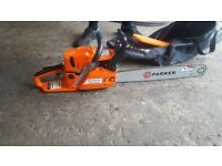 Petrol chainsaw.. brand new