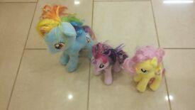 My Little Pony (Soft toy bundle)