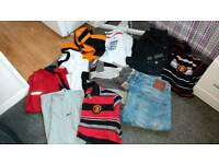 Job lot mens clothes