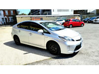 Toyota Prius 1.8 Automatic Hybrid for Sale UK Number Plate Fresh import Low Mileage 2015(64 Plate)