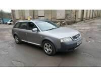 Audi allroad spares or repairs