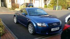 Audi TT 3.2 V6 Quattro 3 dr Blue