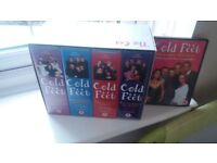 Cold Feet Video/1 DVD Complete boxset