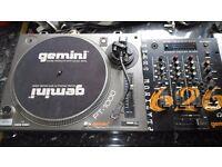 Gemini pt-1000 decks