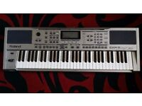 Roland EXR-5 Touch Response Keyboard - 61 Keys (Much better sound than Yamaha)
