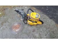 Partner k6t0 concrete saw