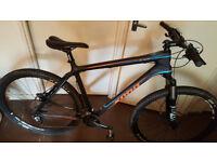 kona mountain bike carbon