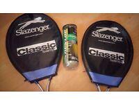 racquets set
