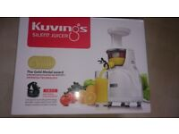 Kuvings Silent low speed masticating Juicer