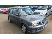 Nissan Micra 1.0 16v Twister 3dr, REVERSE PARKING SENSORS,HPI CLEAR, LONG MOT, DRIVES NICE & SMOOTH