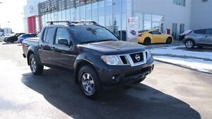 2013 Nissan Frontier Pro 4X4, V6, Automatic, Locking differentia