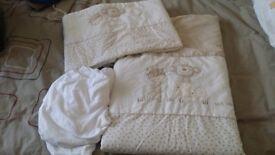 Babies R Us Best friends bedding set