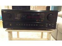 DENON AVR-3802 SURROUND SOUND RECEIVER