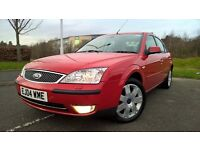 FORD MONDEO GHIA X WITH 60000 MILES FROM NEW WITH FULL SERVICE HISTORY