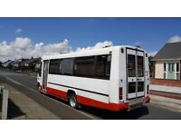 Mercedes 814 Vario Bus/Camper Conversion Plaxton Beaver 2.