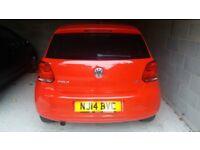Great car, Volkswagen warranty included!
