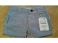 Boys Zara shorts