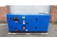 New 50Kva 4 Cylinder Turbo Silent Diesel Generator