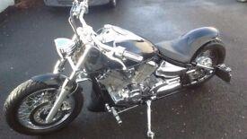 XVS 1100 Yamaha. Bobber