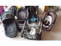 Graco baby travel system
