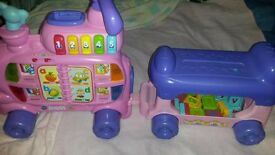 Vtech Alphabet Musical Train