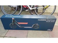 Adult Scooter. Hudora 230 big wheel. Brand new in box