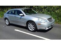 2009 Chrysler Sebring 2.0i Limited Silver, Mot'd 7 Months, Leather Interior