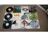 Garage, RnB and hip hop records