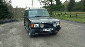 1996 Land Rover Discovery ES V8 Gas Conversion