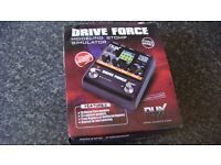 GUITAR PEDAL NUX DRIVE FORCE EFFECTS