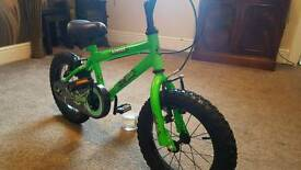 Childs bike mint condition