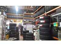"""10""""13""""14""""15""""16""""17""""18""""19""""20""""21"""" part worn / new tyres free fitting"""