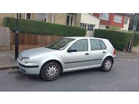 Volkswagen golf 1.6 petrol automatic*** spares or repair ****