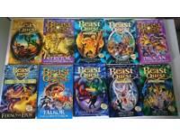 Beast Quest Books (16 books in total)