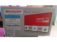 32 inch HD Smart TV with 3 hdmi ports