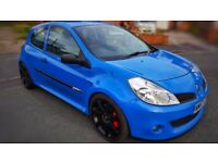 2008 57 RENAULTSPORT CLIO 197 GENUINE CUP 52k MILES FSH RECAROS UNABUSED Finance from £27pw!