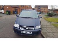 Volkswagen SHARAN 2.0 TDi Manual 7 Seat Van for Sale (2006)