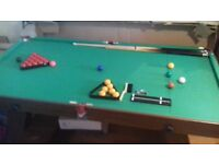 Snooker / Pool Table