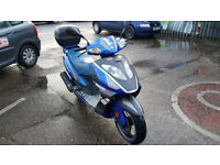 Lexmoto Gladiator 125cc 2013 Long MOT