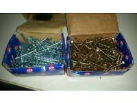 Hex bolts (concrete fixings)