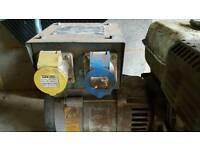 Shephill petrol 2.2 kva generator