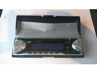 JVC KD-S6060 Car CD/Radio Player, as new!