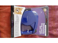 Protocol Rock the Walk Retractable Dog Leash with light-NY