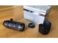 Lens Tamron 70-200mm f/2.8 SP Di VC USD [Canon EF mount]