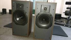 KEF C30 Speakers.