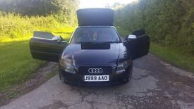 AUDI A4 CONVERTIBLE SWAP OR SELL