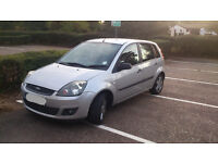 Ford Fiesta Zetec Climate 1.4L 5dr Manual