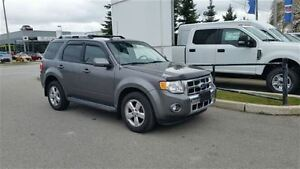 2010 Ford Escape Limited 4D Utility 4WD **REVERSE SENSING**