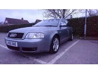 Audi A6 Avant estate 1.9tdi Final edition 2005/05 dvd/satnav full leather 12 months MOT