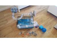 Hamster cage, accessories bundle